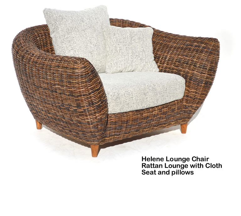 Indo Puri Helene Lounge Chair