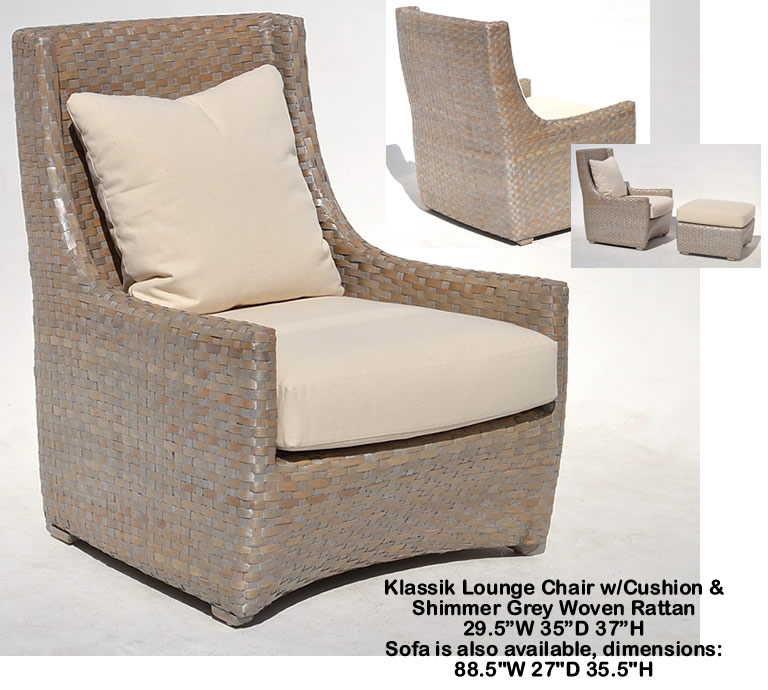 Indo Puri Klassic Lounge Chair