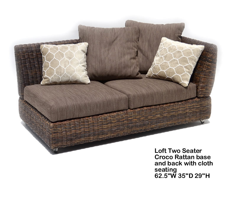 Indo Puri Loft Two Seater