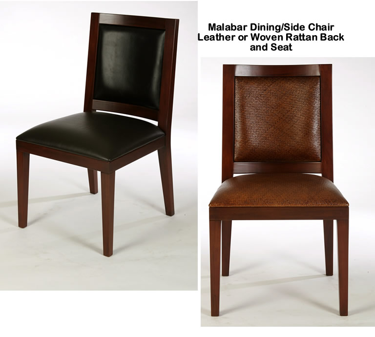 Indo Puri Malabar Dining/Side Chair
