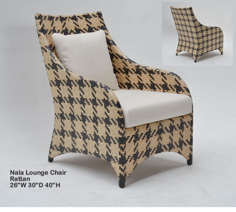 Indo Puri Nala Lounge Chair