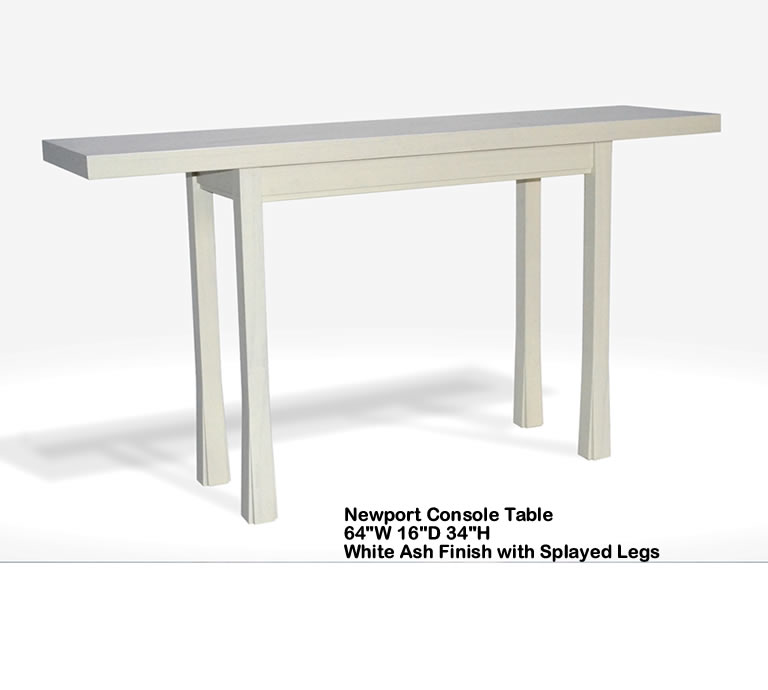 Indo Puri Newport Console Table