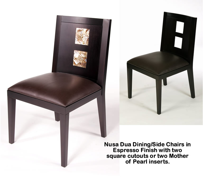 Indo Puri Nusa Dining/Side Chair