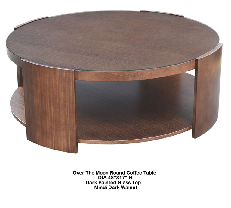 Indo Puri Over the Moon Coffee Table