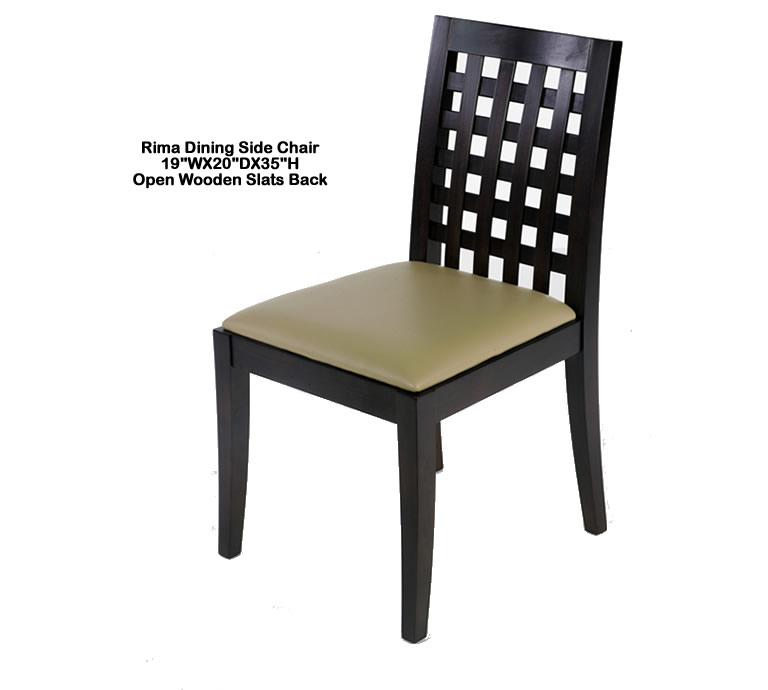 Indo Puri Rima Dining Chair