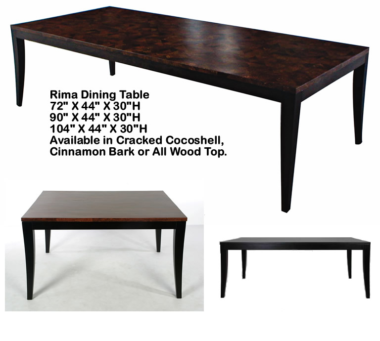 Indo Puri Rima Dining Table