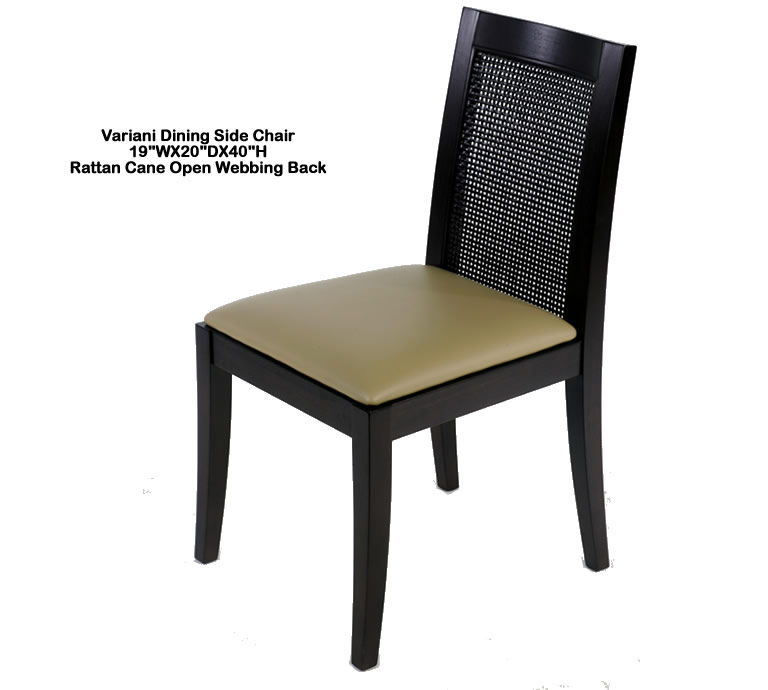 Indo Puri Variani Dining Side Chair