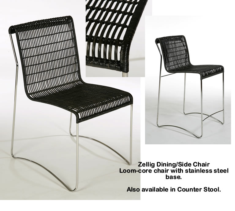 Indo Puri Zelling Dining/Side Chair