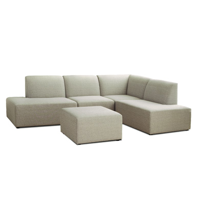 Younger Furniture Loft Sectional