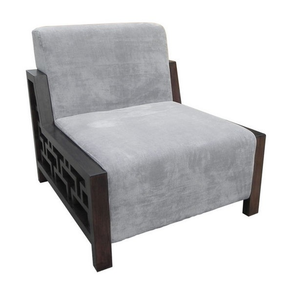 Maria Yee Ming Armless Chair