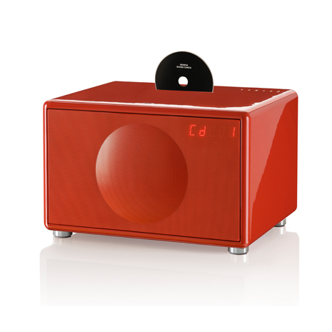 Geneva Sound System Model L Wireless / Red