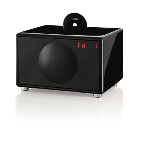 Geneva Sound System Model L Wireless / Black