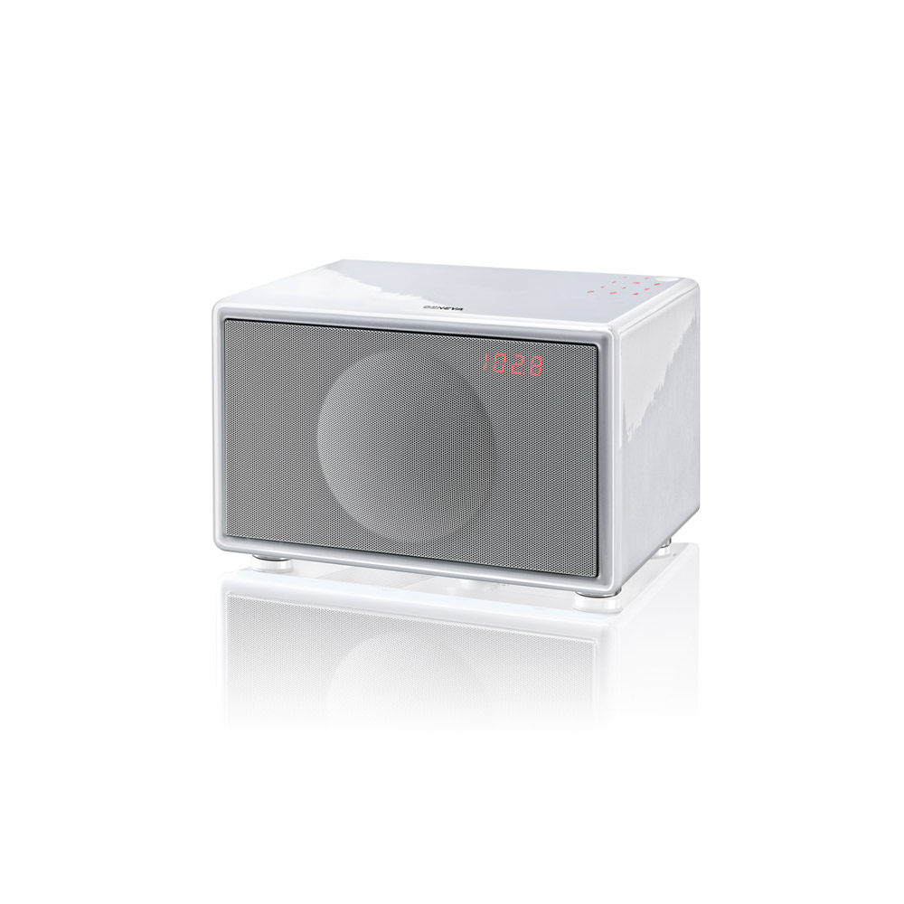 Geneva Sound System Model S Wireless / White