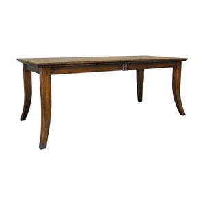 "Maria Yee Montecito 76"" Extension Dining Table"