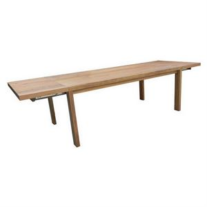 """Maria Yee Papyrus 60"""" Extension Dining Table"""
