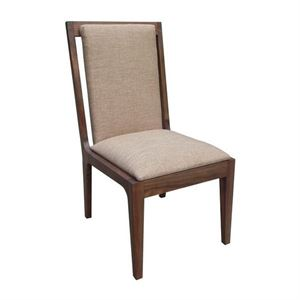 Maria Yee Papyrus Fabric Side Chair