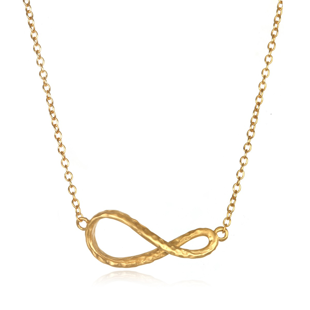 Satya Limitless Necklace In Gold