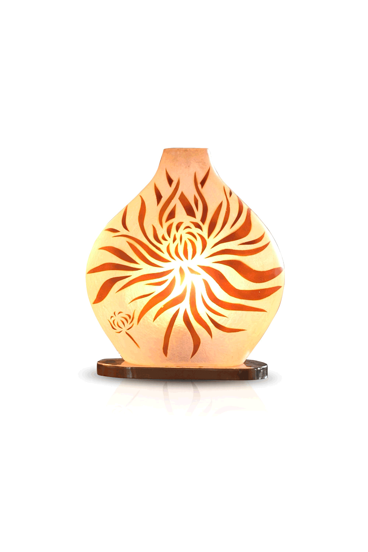 Serena's Flower Table Lamp