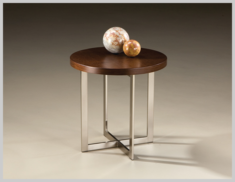 Thayer Coggin Export Chairside Table