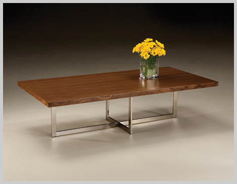Thayer Coggin Export Rectangular Cocktail Table
