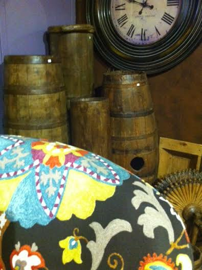 50% off All Antiques, One-of-a-kind accessories and rugs!