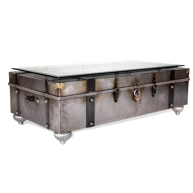 Luna Bella Viaje Trunk Coffee Table
