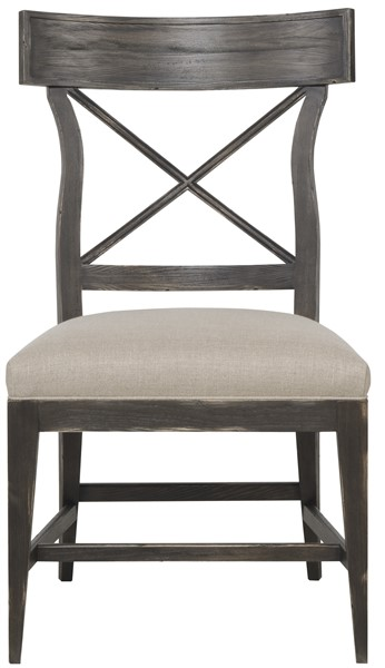Vanguard Jordan Armless Chair