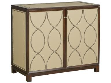 Vanguard Living Room Carylyle Upholstered Chest