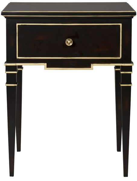 Vanguard Louis Side Table