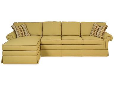 Vanguard Main Street Left Chaise (Pairs with L/R Sleep Sofa )