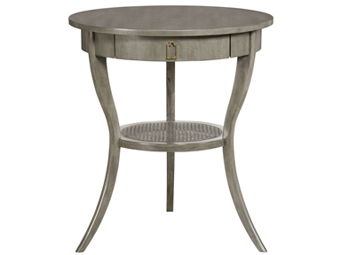 Vanguard Mangum Lamp Table