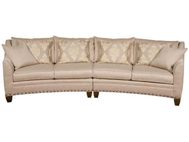 Vanguard Mulledy Left Arm Loveseat