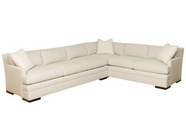 Vanguard Newberry Park Left Arm Sofa