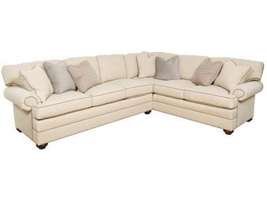 Vanguard The Pines Left Arm Sofa