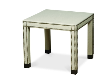 Vanguard Vann Upholstered End Table
