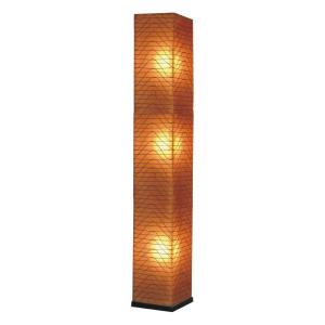 Wave Square Standing Lamp