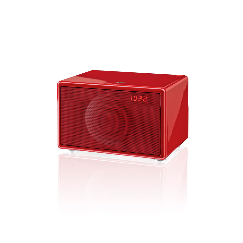 Geneva Sound System Model S Wireless / Red
